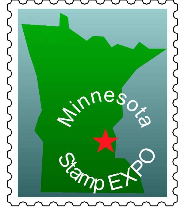 StampsMinnesota MN Stamp Expo